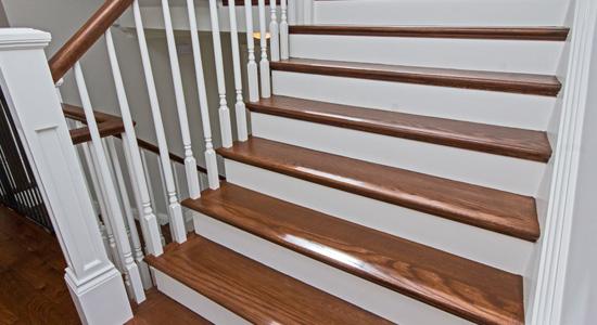 Stairs Basement Renovation Burlington