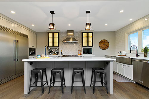 professional residential contracting in burlington