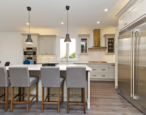 Amazing Kitchen Renovations in Burlington